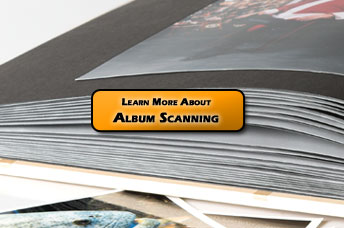 Click to Learn More about Photo Album Scanning & Digitizing Services