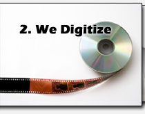 2. We Scan & Digitize